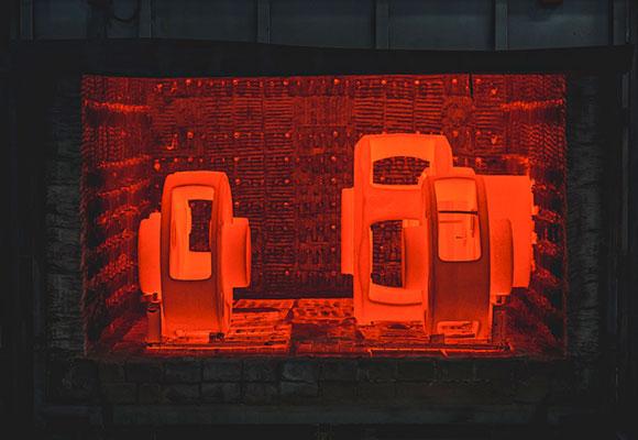 foundry ariotti heat treatments 01B