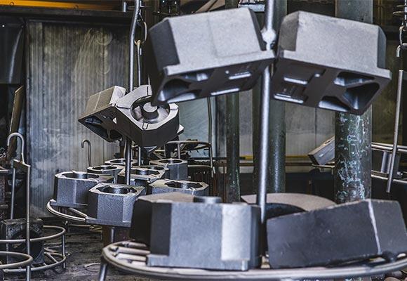 foundry ariotti small cast iron castings 02