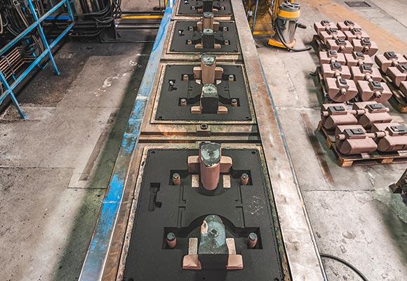 foundry ariotti small cast iron castings 05