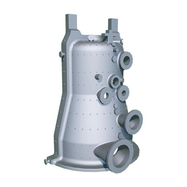 turbine inner casing